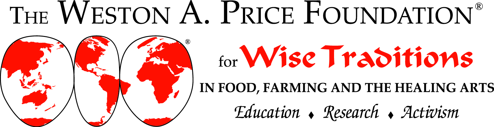 Image result for weston a price foundation